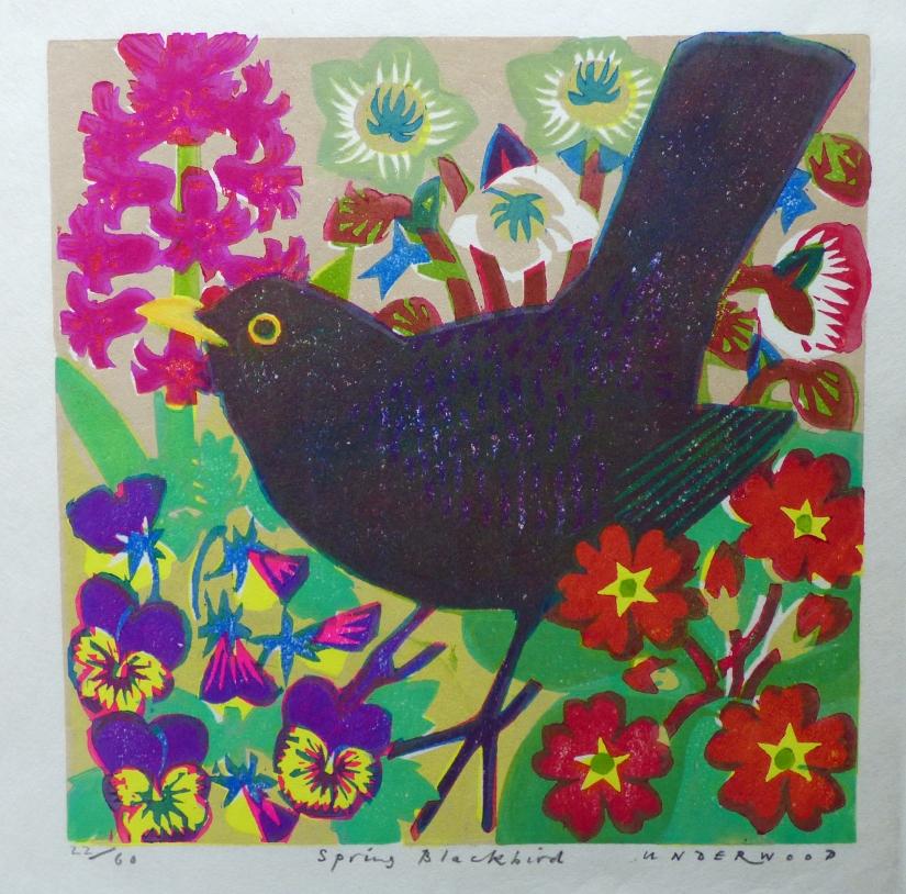 Spring Blackbird