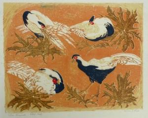 Silver Pheasants